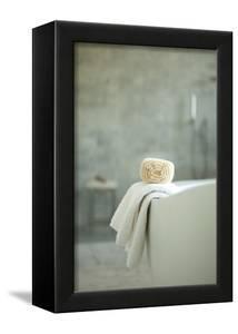 Bath is Ready II by Karyn Millet