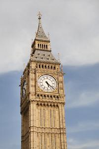 Big Ben I by Karyn Millet