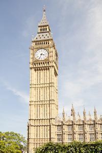Big Ben III by Karyn Millet