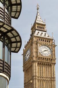 Big Ben V by Karyn Millet