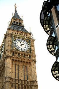 Big Ben by Karyn Millet