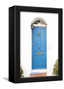 Blue Door by Karyn Millet