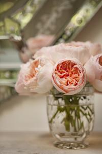 Bouquet of Peonies I by Karyn Millet