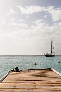 Dock View II by Karyn Millet