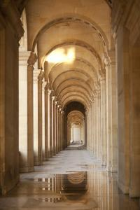 Down the Hall I by Karyn Millet
