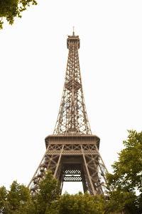 Eiffel Tower I by Karyn Millet