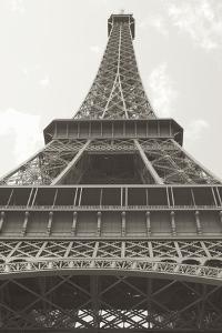 Eiffel Tower V by Karyn Millet