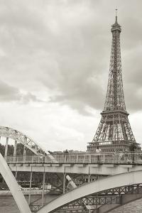 Eiffel Tower VI by Karyn Millet