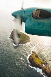 Flying Over I by Karyn Millet