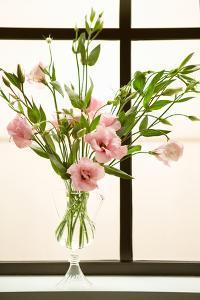 Fresh Cut Flowers I by Karyn Millet
