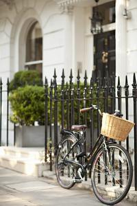 Go by Bike I by Karyn Millet