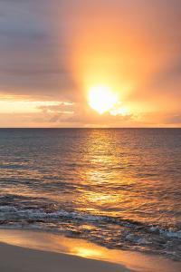 Island Sunset III by Karyn Millet