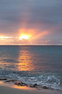Island Sunset IV by Karyn Millet