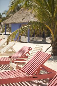 Lazy Beach by Karyn Millet