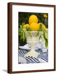 Lemons III by Karyn Millet