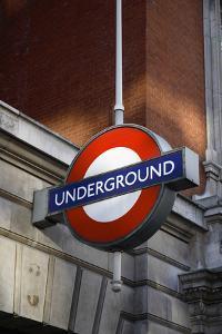 London Underground by Karyn Millet