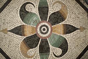 Mosaic II by Karyn Millet