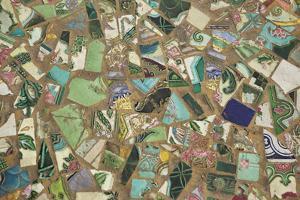 Mosaic III by Karyn Millet