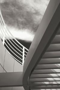 On the Balcony I by Karyn Millet