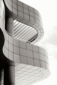 On the Balcony II by Karyn Millet