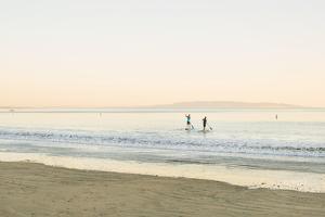Paddle Board by Karyn Millet