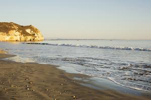 Peaceful Beach by Karyn Millet