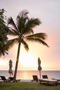 Peaceful Caribbean II by Karyn Millet