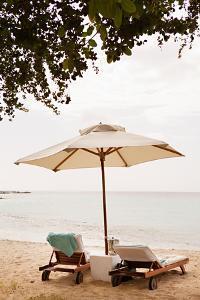 Peaceful Caribbean III by Karyn Millet