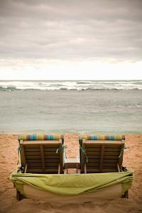 Peaceful Caribbean IV by Karyn Millet