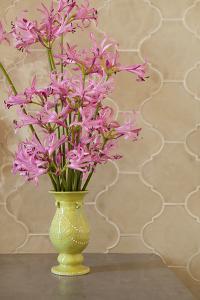 Pink Bouquet II by Karyn Millet