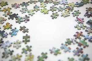 Puzzle Heart II by Karyn Millet