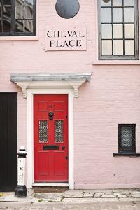 Red Door by Karyn Millet