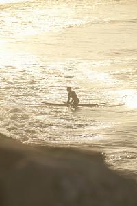 Summer Surfing I by Karyn Millet