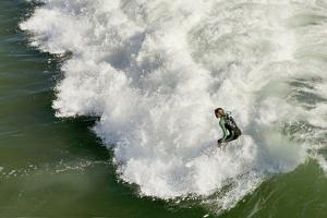 Surfing III by Karyn Millet