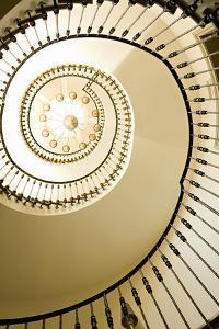 Taking the Stairs II by Karyn Millet