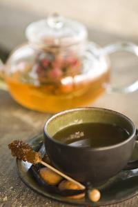Tea Time by Karyn Millet