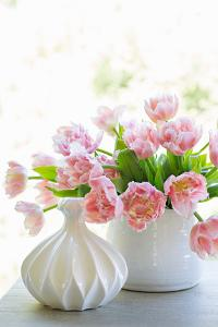 Tulip Bouquet I by Karyn Millet