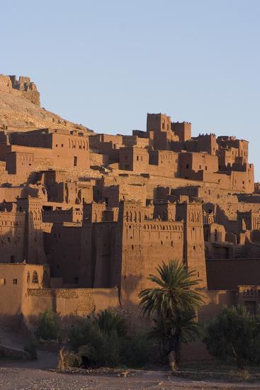 Kasbah, Ait Ben Haddou, Morocco-Natalie Tepper-Photo