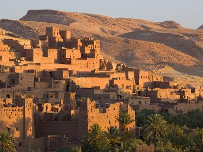 Kasbah Ait Benhaddou, Backdrop to Many Hollywood Epic Films, Near Ouarzazate, Morocco-Lee Frost-Photographic Print