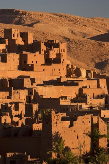 Kasbah Ait Benhaddou-Lee Frost-Photographic Print