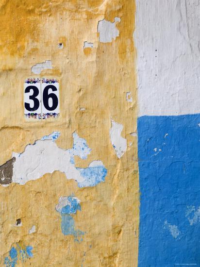 Kasbah Des Oudaias, Rabat, Morocco, North Africa-Walter Bibikow-Photographic Print