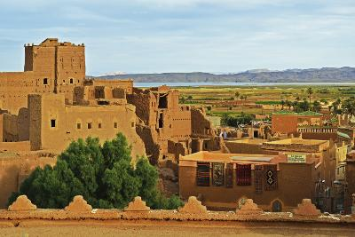 Kasbah Taourirt, Ouarzazate, Morocco, North Africa, Africa-Jochen Schlenker-Photographic Print