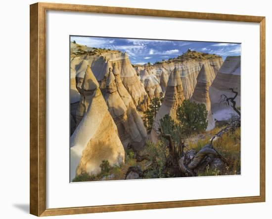 Kasha Katuwe Tent Rocks-Don Paulson-Framed Giclee Print