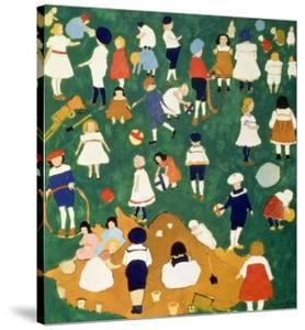 Children, 1908 by Kasimir Malevich