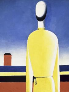 Complicated Anticipation by Kasimir Malevich