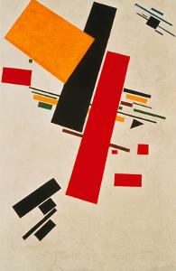 Dynamic Suprematism, 1916 by Kasimir Malevich