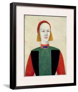 Little Girl, 1932 by Kasimir Malevich