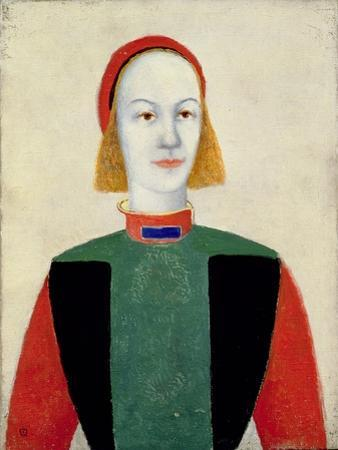 Little Girl, 1932 by Kasimir Malevich