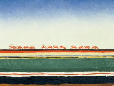 Red Cavalry, 1928-32