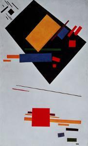 Suprematist Composition, 1915 by Kasimir Malevich